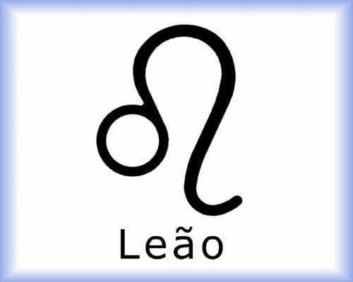 Características do signo de Leão