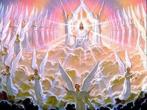 Anjos, Arcanjos, Serafins e Querubins – Características