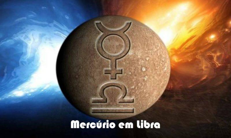 Mercúrio em Libra