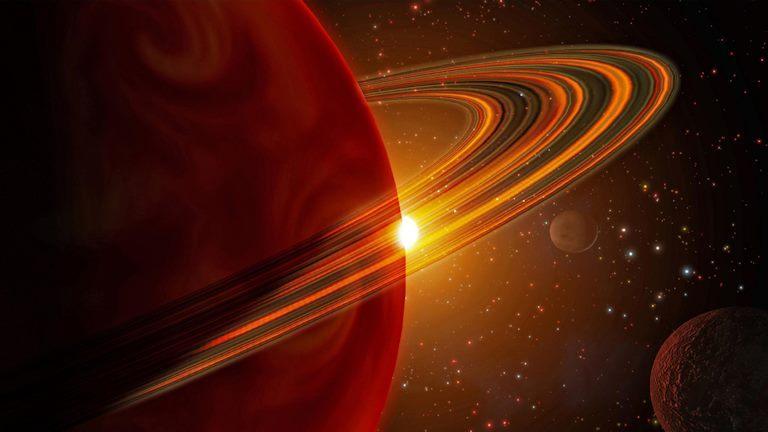 Era de Saturno em 2017